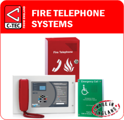 C-TEC SigTel Fire Telephone Systems