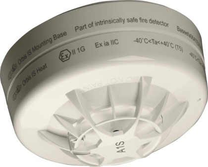 Apollo Orbis I.S. A1S Heat Detector with Flashing LED